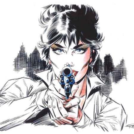 Modesty Blaise, por Enric Badía Romero