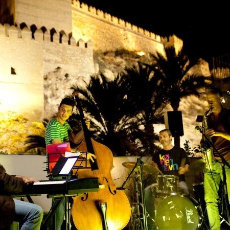 La Guajira, al pie de la Alcazaba de Almería. Foto de Estela García