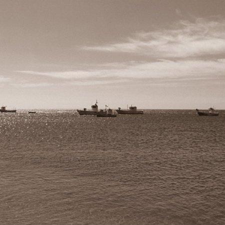 Cabo de Gata en los 70. Foto de MA Blanco