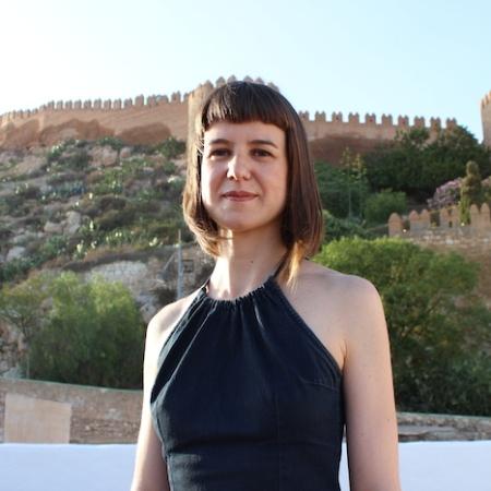 Lucía Ayala. Foto de Alfonso Gutiérrez