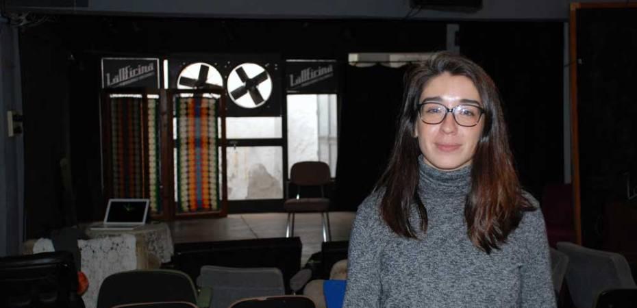 Ana Pérez Oteros, presidenta de LaOficina. Foto de Miguel Blanco