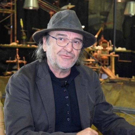 Carlos Góngora, director de las Jornadas de Teatro del Siglo de Oro. Foto de Consuelo Mañas