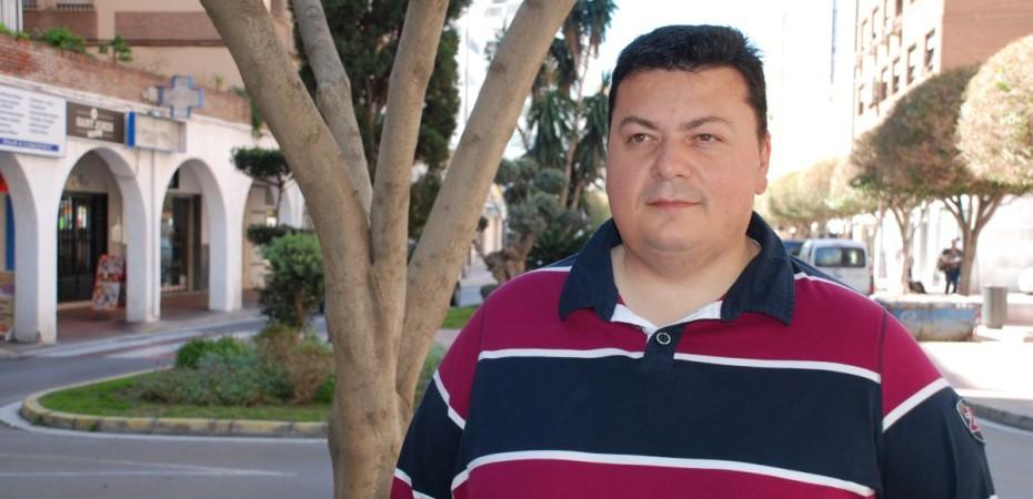 Kiko Medina, productor de cine. Foto de Miguel Blanco