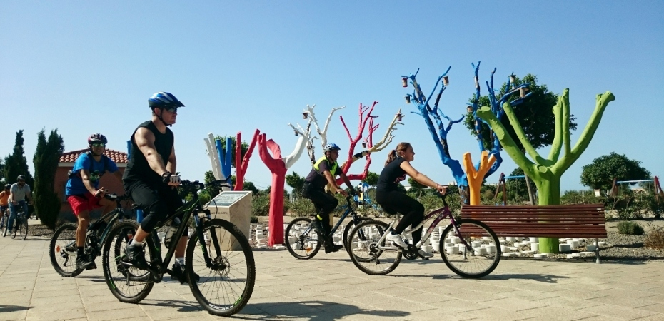 La bici conquista Almería