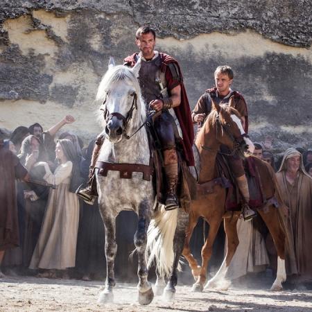'Resucitado', una de las últimas películas rodadas en Almería que han llegado al cine.