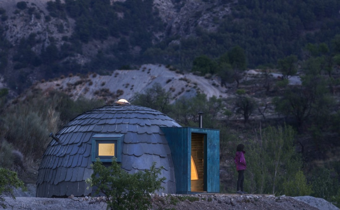 Xiglú, vivienda ecológica de Xilacurve