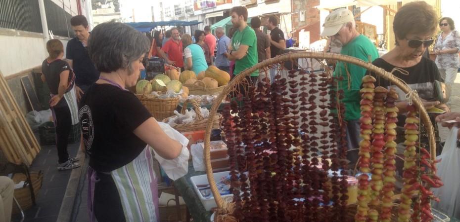 Ecomercado, venta directa de productos ecológicos
