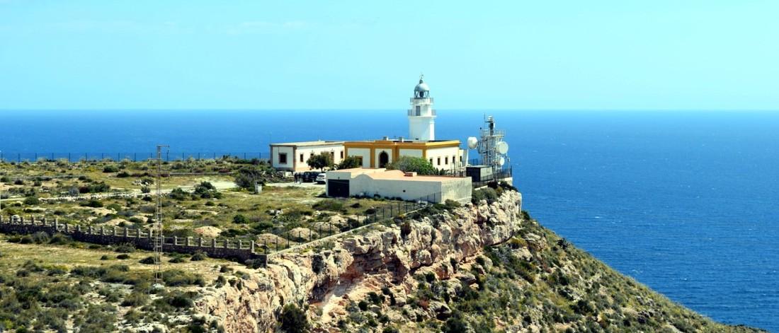 Faro de Mesa Roldán. Foto de Miguel Blanco