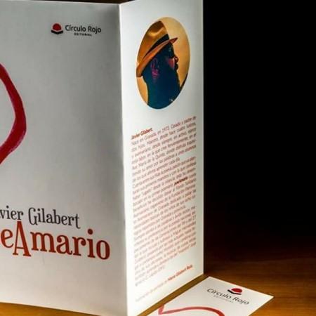 PoeAmario, de Javier Gilabert. Foto de Javier Martín Ruiz
