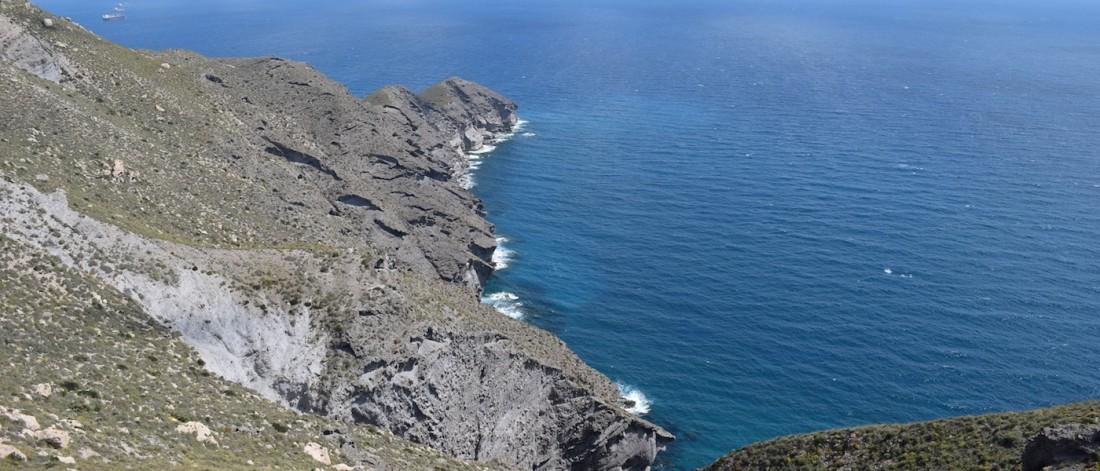 Sobre la Playa de Los Muertos. Foto de Miguel Blanco