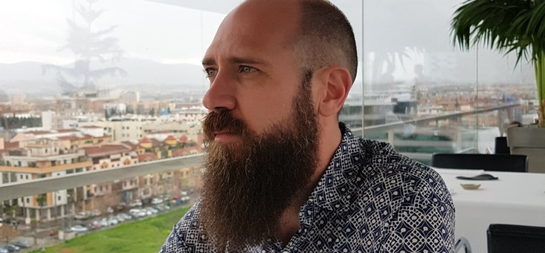 Javier Gilabert. Foto de María Ruiz