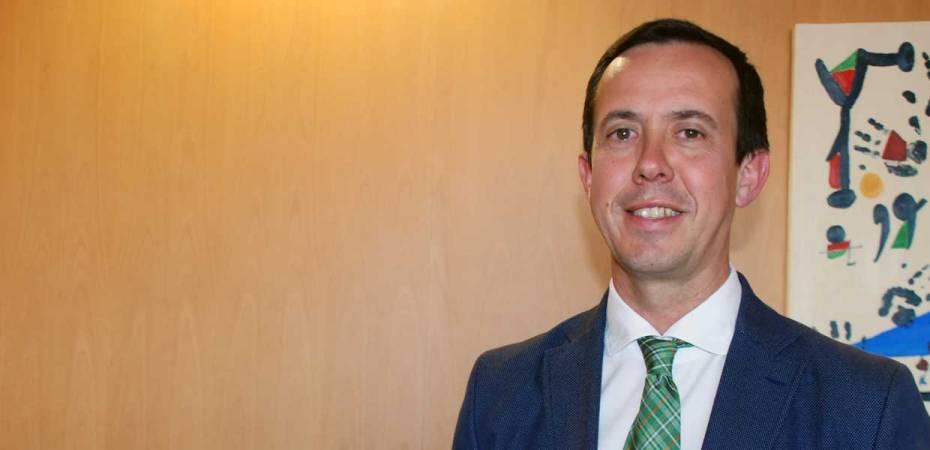 José María Martín, delegado de Igualdad, Salud y Políticas Sociales en Almería. Foto de Miguel Blanco