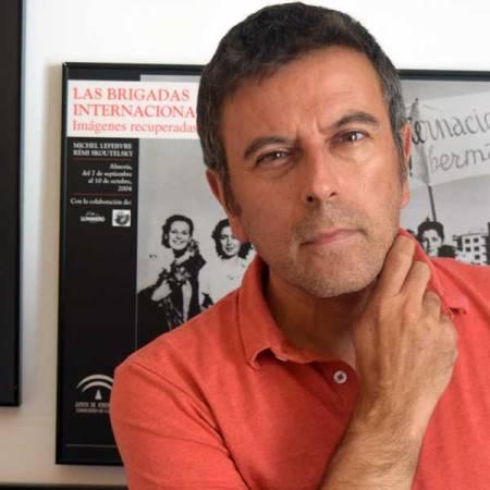 Rafael Doctor, director del Centro Andaluz de la Fotografía. Foto de Miguel Blanco