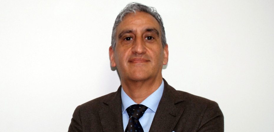 Antonio Murillo, director general de NutriSanum. Foto de Miguel Blanco