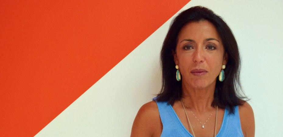 Marta Bosquet, presidenta del Parlamento Andaluz. Foto de Miguel Blanco