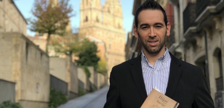 Gerardo Rodríguez Salas, autor de 'Hijas de un sueño'. Foto de Fernando Agustin Medina Molina.