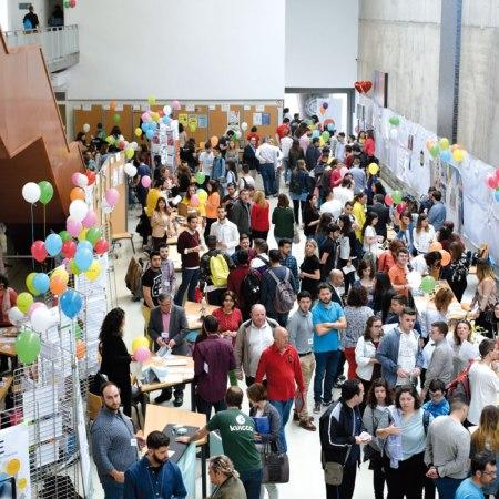 Feria de las Ideas en la Universidad de Almería.