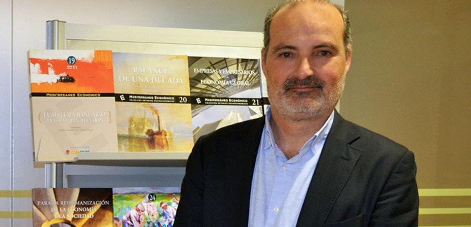 David Uclés, economista del Grupo Cajamar