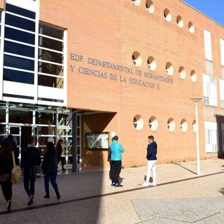Facultad de Humanidades de la Universidad de Almería.