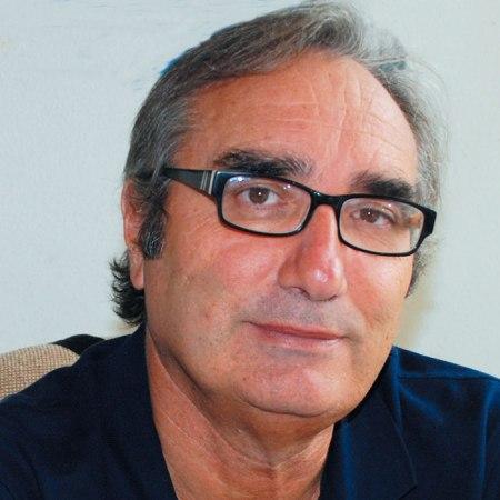 Andrés Sánchez Picón, catedrático de Historia e Instituciones Económicas de la Universidad de Almería.