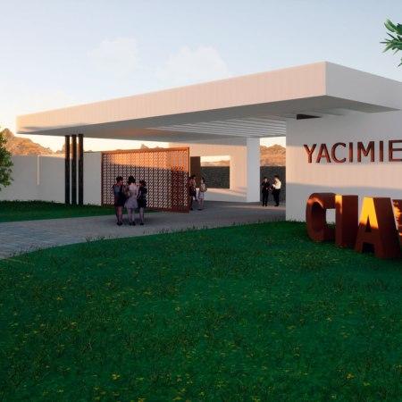 Recreación del proyecto para el yacimiento romano de Ciavieja en El Ejido.