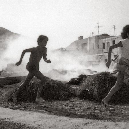 Enfants .Las-Presillas. Foto de Jeanne Chevalier