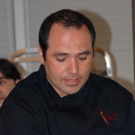Antonio Abad, gerente de Sabores Abad y jefe de cocina del Restaurante Abad de Padules.