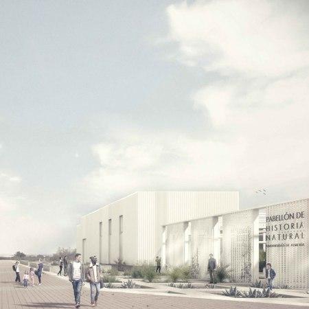 Proyecto de Pabellón de Ciencias Naturales de la Universidad de Almería