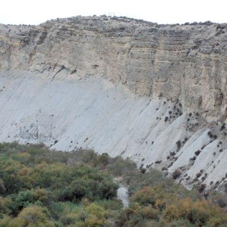 Yacimiento arqueológico de Terrera Ventura en Tabernas. Foto de Pedro Parra para Foco Sur.