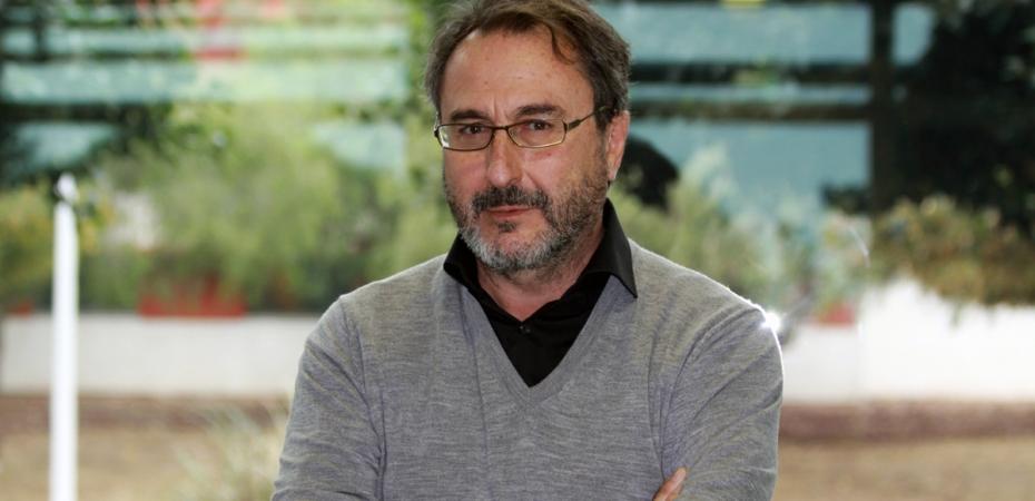Miguel Gallego, director de la editorial de la Universidad de Almería, EDUAL